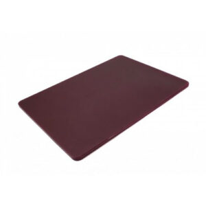 Доска разделочная 400x300x10 мм коричневая