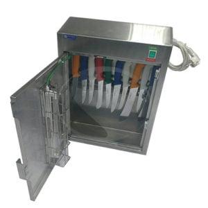 Стерилизатор ножей с ультрафиолетом